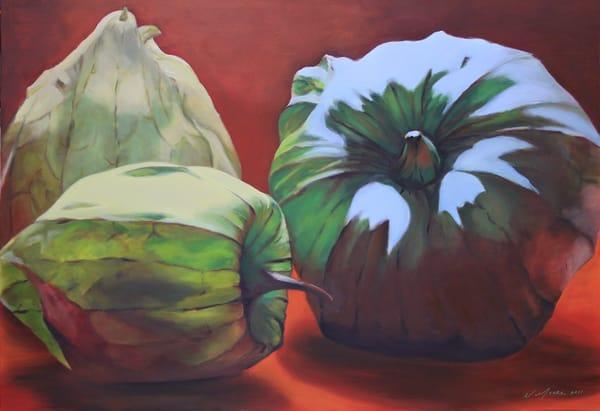 Tomatillos Art | L3 Art Decor