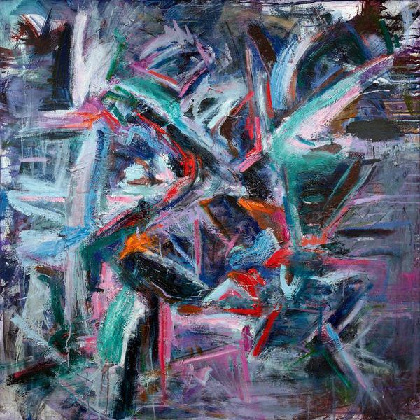 """""""Directional"""" Original Art   Daniel Kanow Fine Art"""