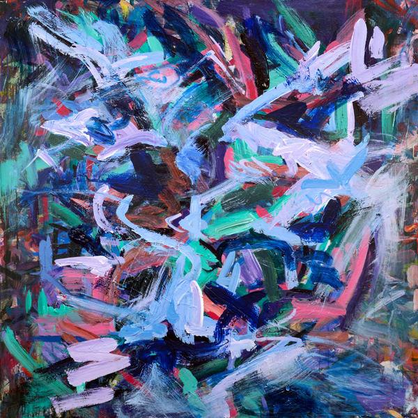 """Ensalada"" Original  Art   Daniel Kanow Fine Art"