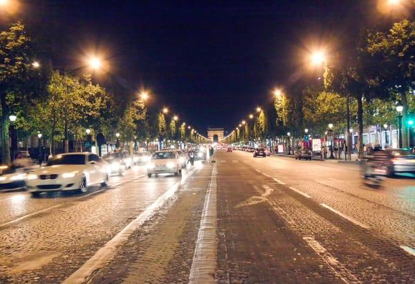 Champs Élysées, Paris Art | Best of Show Gallery