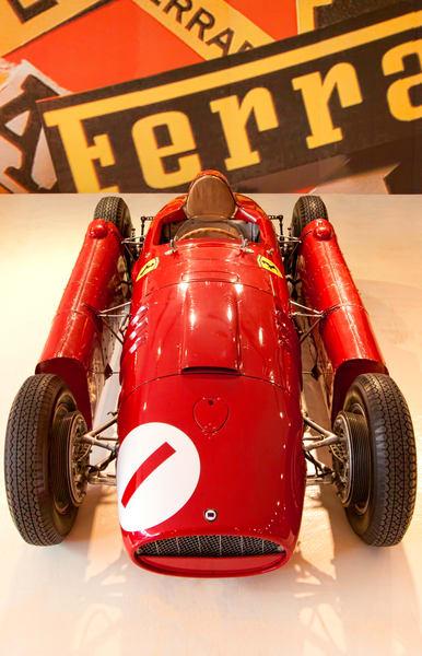 Ferrari F1 D50, Italy Art | Best of Show Gallery