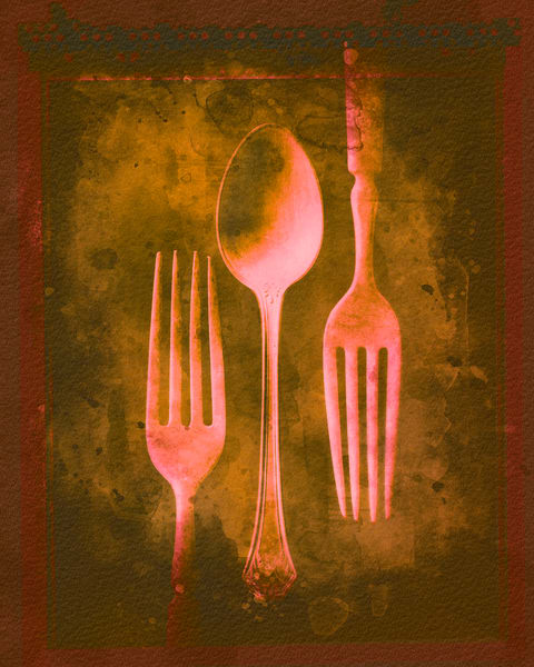 Forks And Spook Study 02 Photography Art | Mark Steele Photography Inc