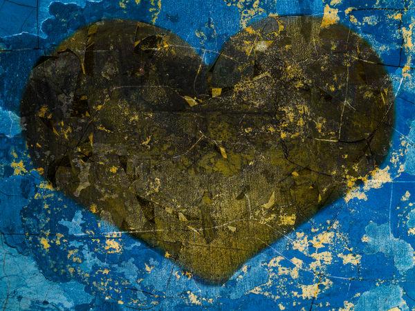 Heart Of Gold Photography Art | Mark Steele Photography Inc