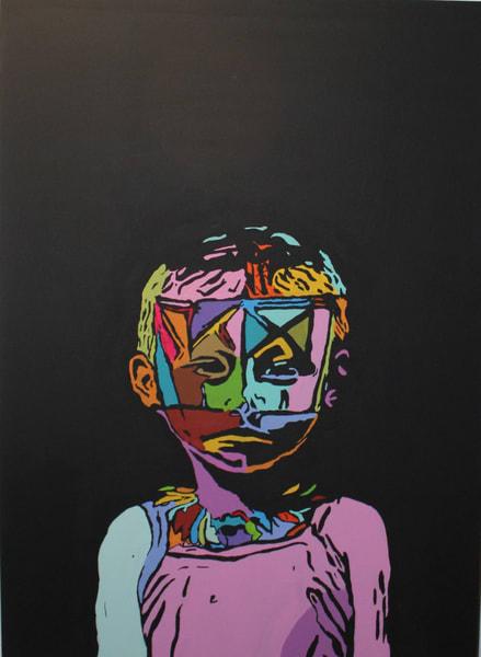Juan Ro Niño Amazonico Art | Ralwins Art Gallery