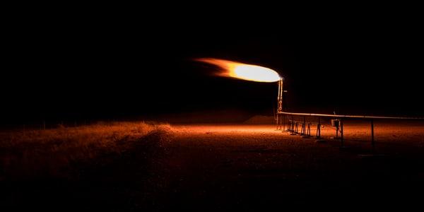 Horizontal Flare