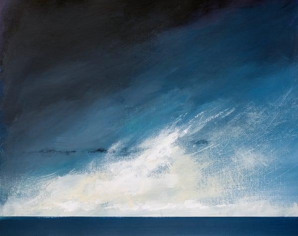 Dark Sky Art Print