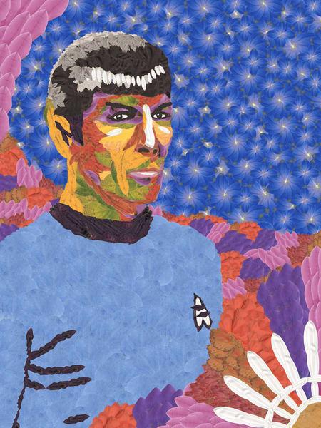 Spock Art | smacartist