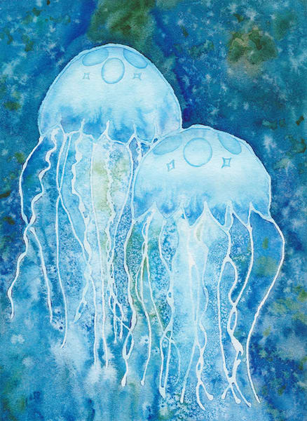 Jellies Art | East End Arts