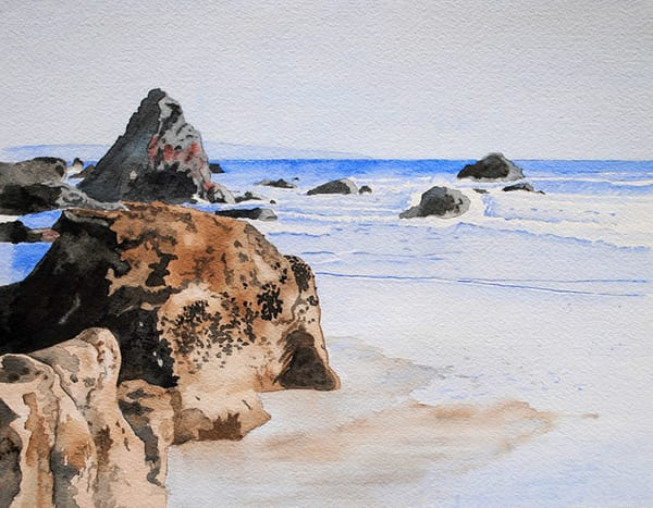 Point Reyes Rocks Art | East End Arts