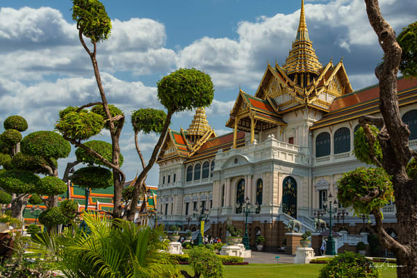 Royal Palace, Bangkok, Thailand | Thailand Series | Shop Prints | Robert Shugarman Photography