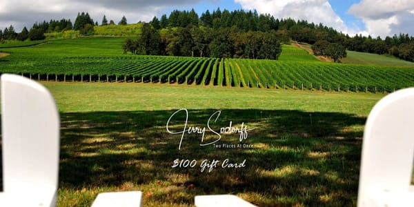 $100 Gift Card | Jerry Sodorff Photography - Two Places At Once