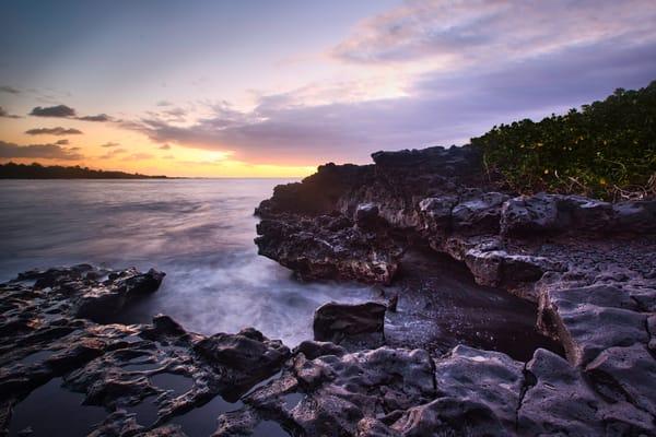 Sunrise In Hana Photography Art | Chad Wanstreet Inc