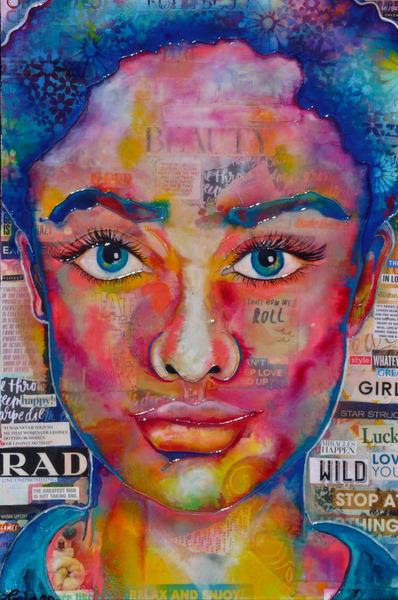 How We Roll Art | Toria Hill Gallery