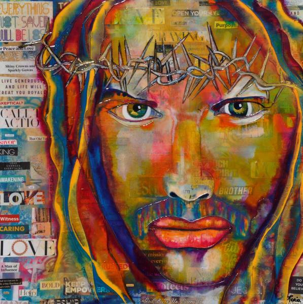 Do You Believe ?? Art | Toria Hill Gallery