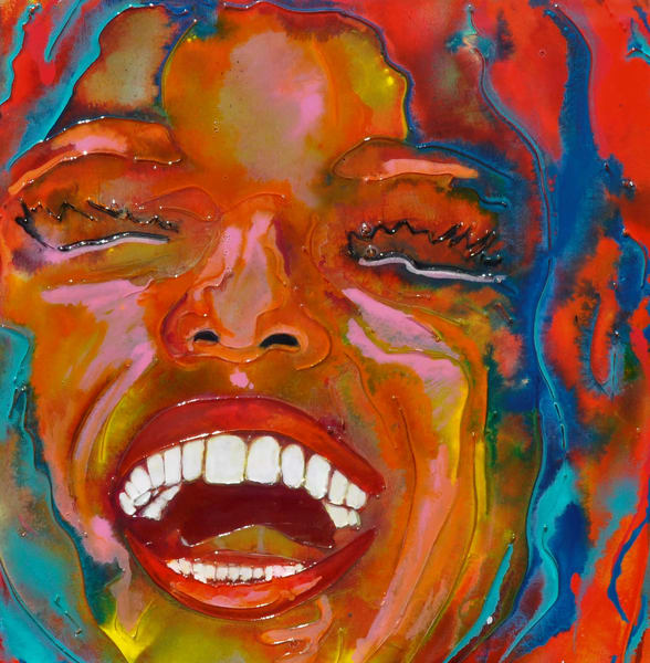 She's Contagious  Art | Toria Hill Gallery
