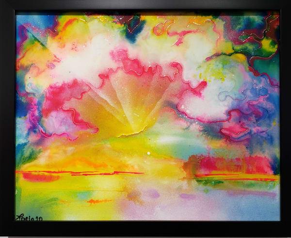Morning Peek   Framed Art | Toria Hill Gallery