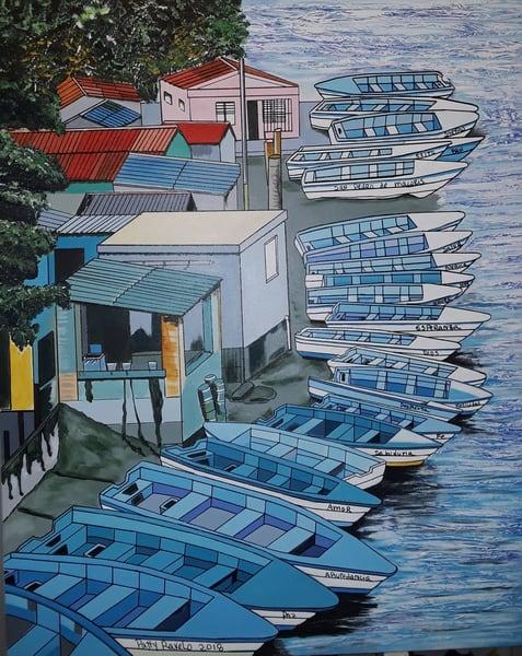 Rio Higuamo | Ralwins Art Gallery