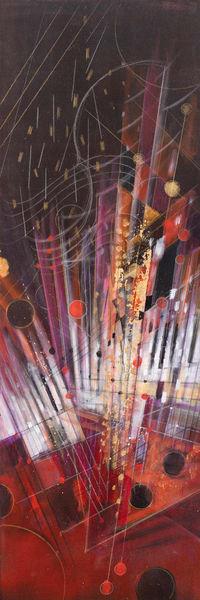 Rachmaninoff Piano Concerto No 2 Art | Freiman Stoltzfus Gallery