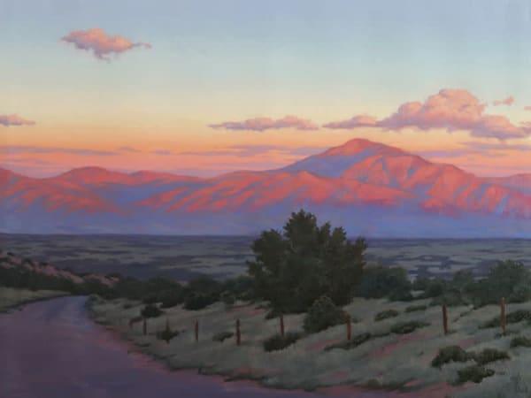 Outside Of Santa Fe Art | Terry Sauve Fine Art