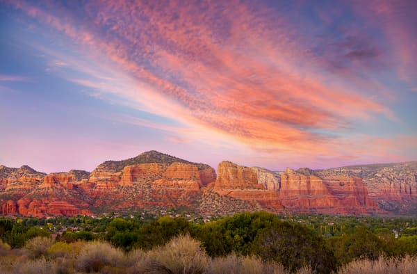 Sedona Horizon  Photography Art | Laura Tidwell Photography