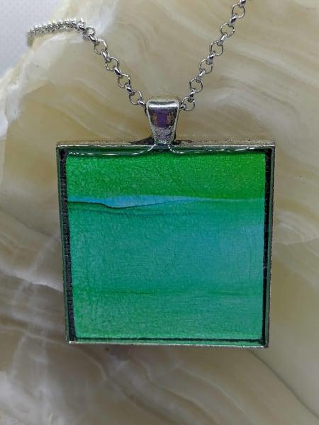 Gentle Greens Art | Barbara Bell Fine Art