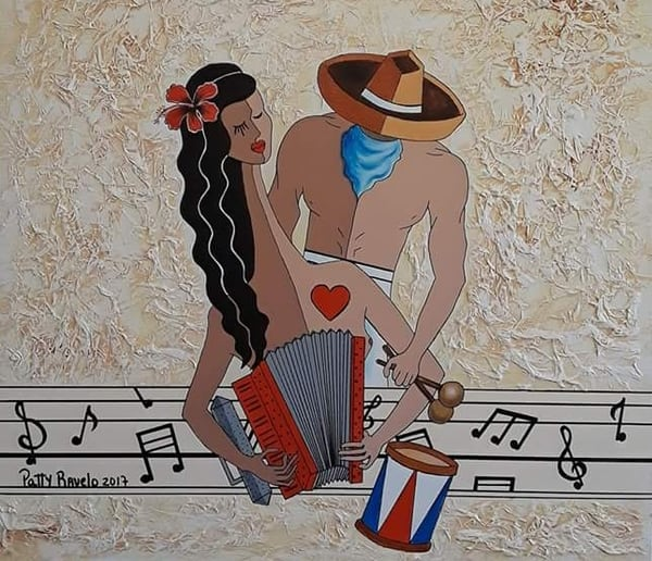 Que Viva El Merengue Art | Ralwins Art Gallery