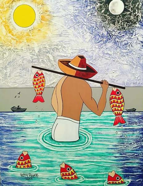 El Pescador Art | Ralwins