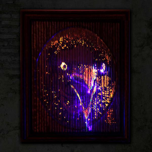 4 Edgar Allan Poe Uv Light Art | Ralwins