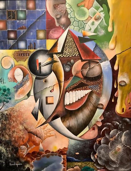 Dave Aquino Insanity Art | Ralwins