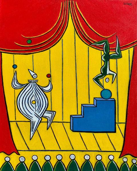 Cirque Art | Wet Paint NYC