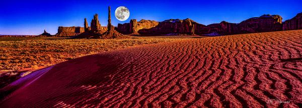 Monument Valley Sand Dunes Photography Art | vitopalmisano