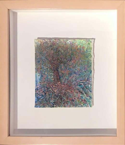 Circles Making Natural Forms, 2016 Art | Artist Rachel Goldsmith, LLC