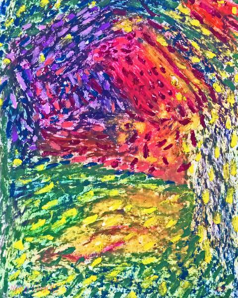 All The Colors, Print Art | Marie Stephens Art