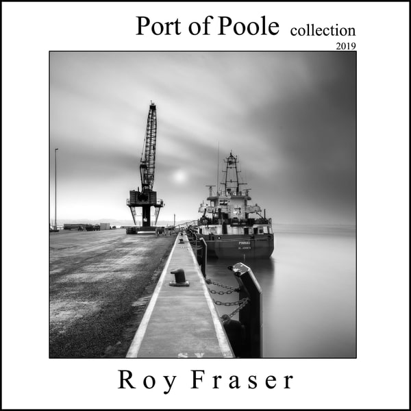 Port Of Poole E Book | Roy Fraser Photographer