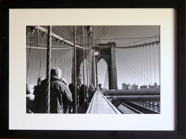 Brooklyn Bridge Photography Print