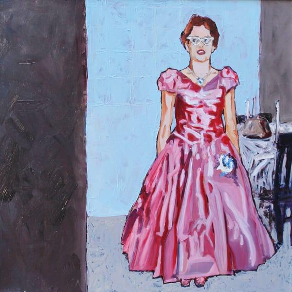 Nancys Prom Art   mwarrenstudio