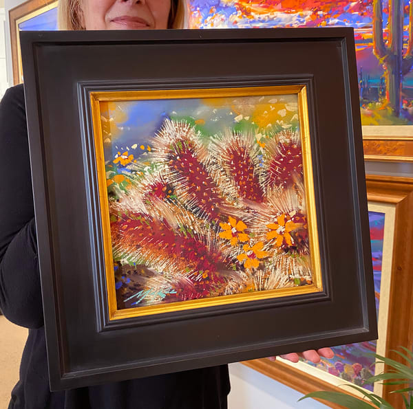 Desert Bloom #8 Art | Michael Mckee Gallery Inc.