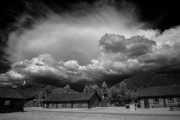 Storm Over Fort Steele 2
