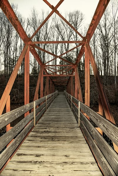 Bridge Over Tims Ford Photography Art | N2 the Woods Photography