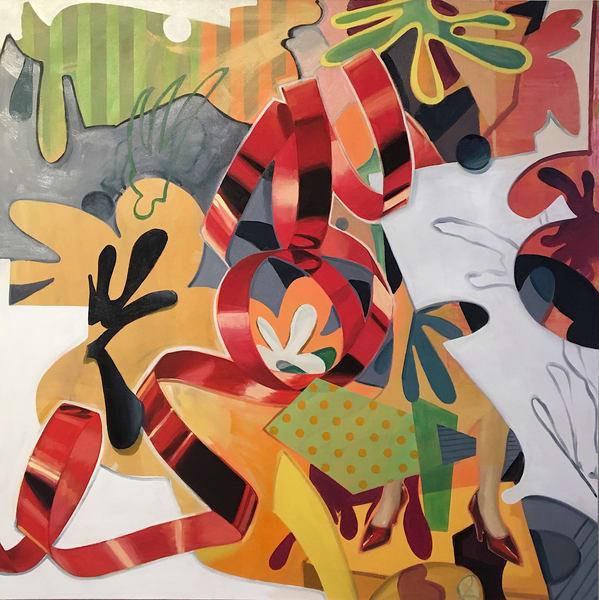 Unraveled Art   sheldongreenberg