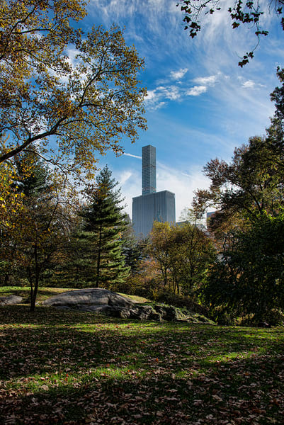 59th Street from Central Park