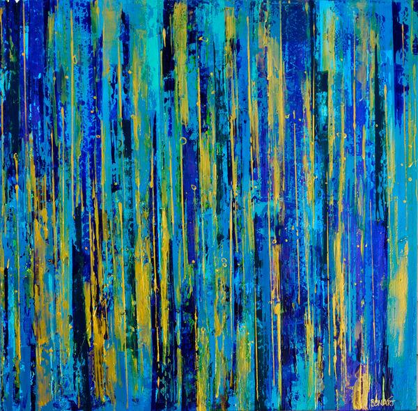 Blue Streak  Art | benbonart