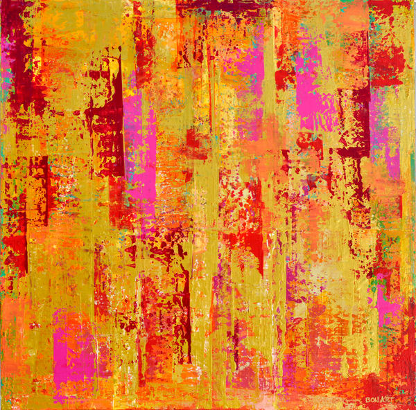 Golden Story  Art | benbonart