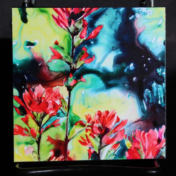 Paintbrush | Karen Bishop Artist