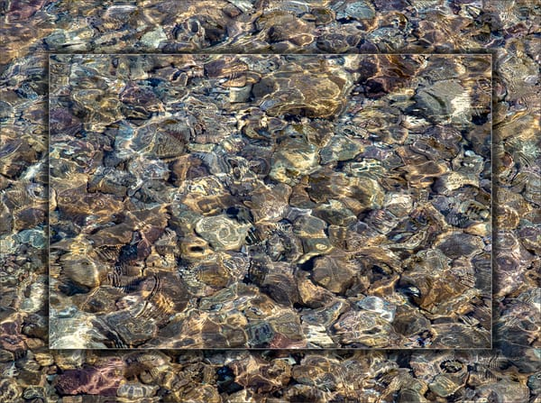Pebbles 3 D Photography Art | Whispering Impressions