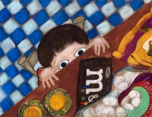 =art, Rossbach, pastel, cookie, seeds