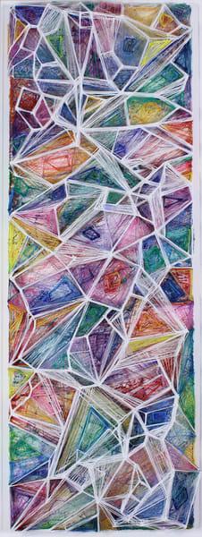 Crystals From Mo Ma, 2014 Art | Artist Rachel Goldsmith, LLC