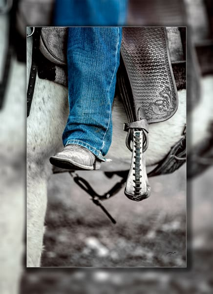 Ready To Ride 3 D Photography Art   Whispering Impressions