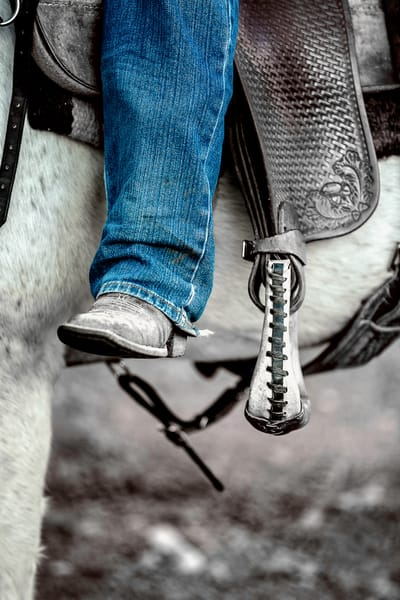 Ready To Ride Photography Art | Whispering Impressions