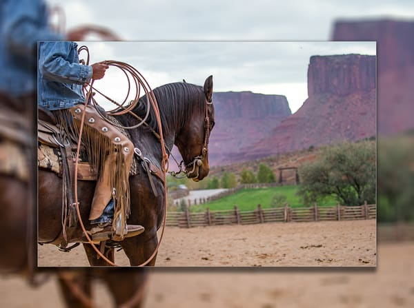 Ready To Rope 3 D Photography Art | Whispering Impressions